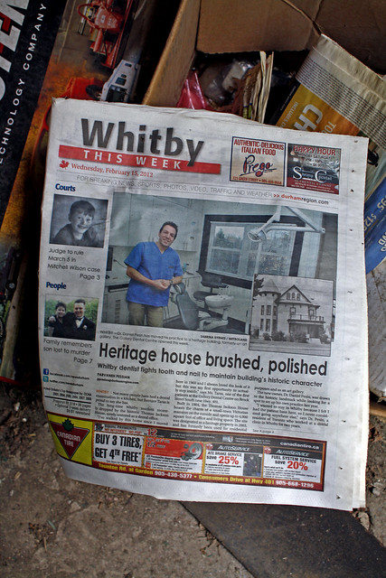 Whitby This Week - Wednesday February 15, 2012