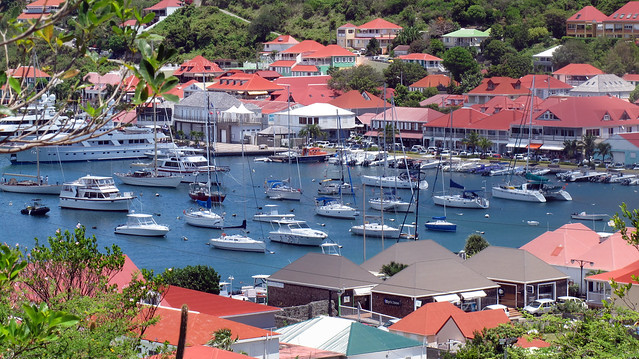 World Yacht Group Charters to St Barts