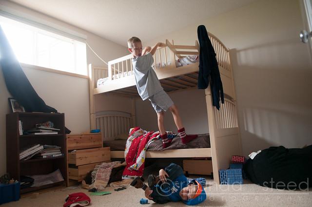 Alden & Eli's Room