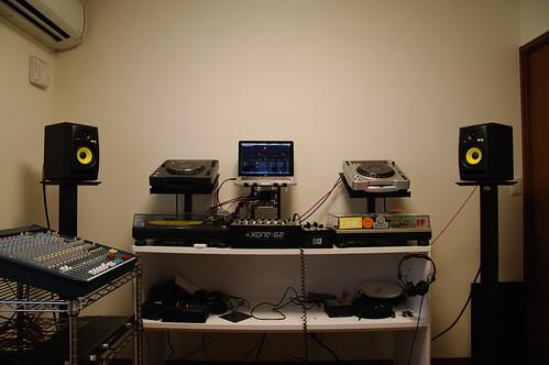 DJ Booth Aug.2012