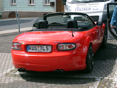 automobile, automotive exterior, vehicle, automotive design, mazda mx-5, mazda, land vehicle, sports car,