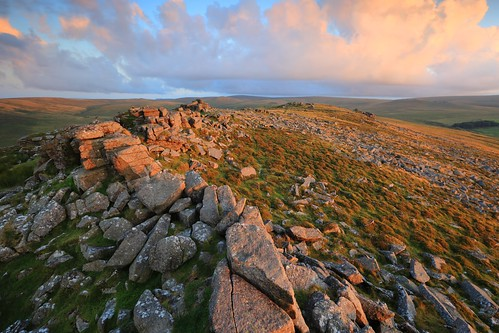 Belstone Tor to Higher Tor
