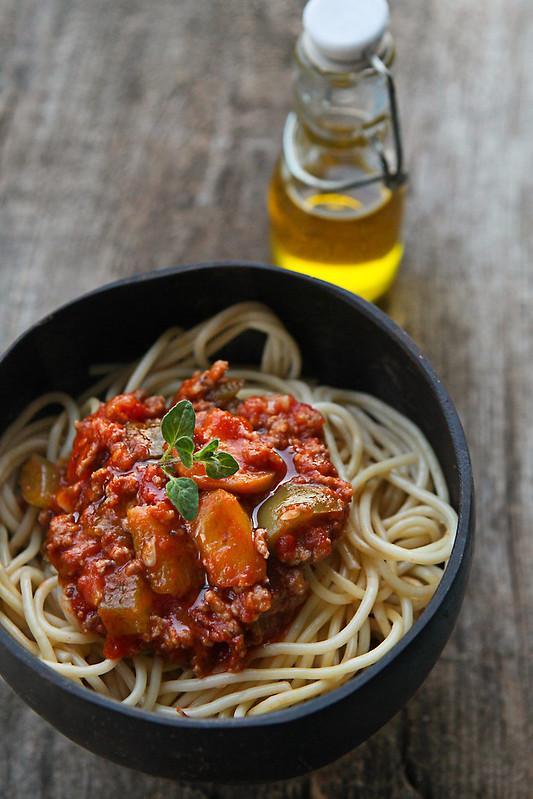 spaghetti op z'n flamande