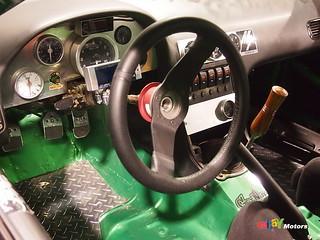 1989 Nissan Silvia interior