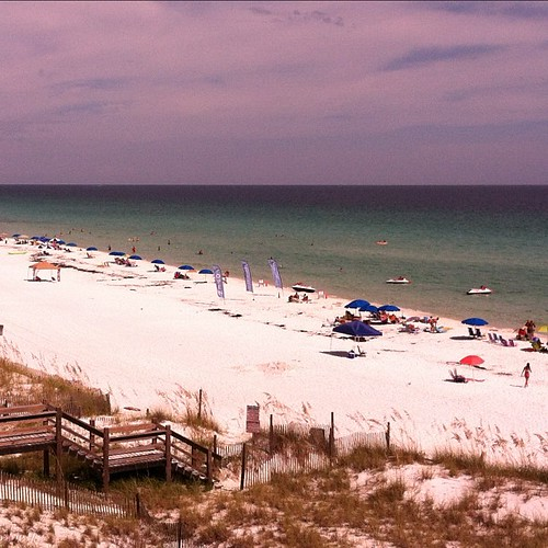 They don't call it The Emerald Coast for nothin'.