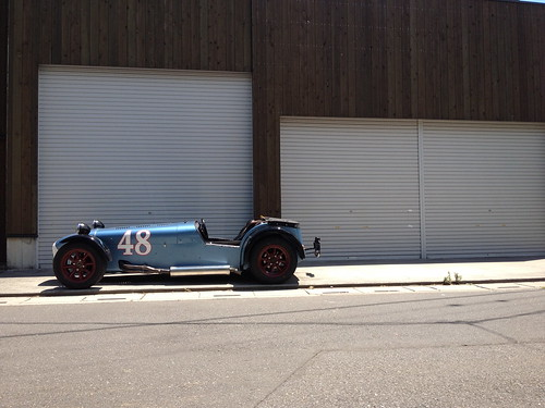 1989 CATERHAM SUPER SEVEN