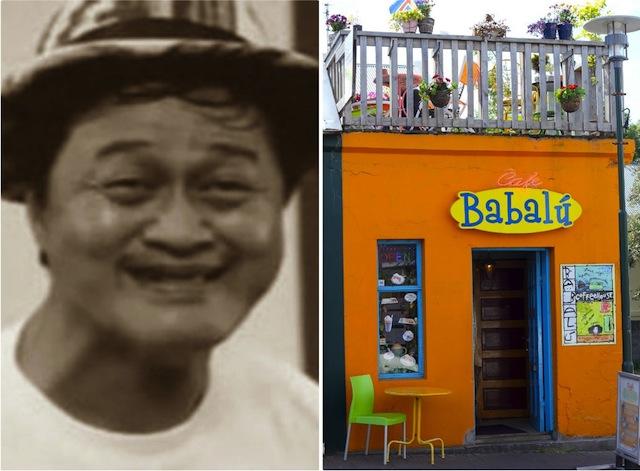 Header of babalu