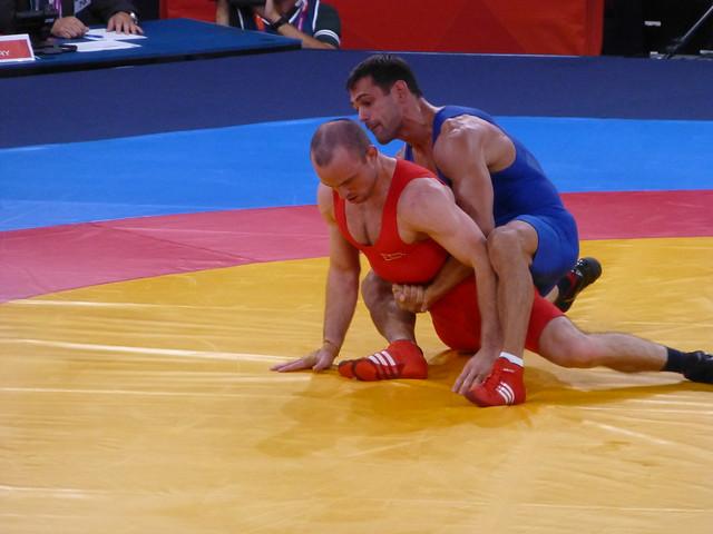 2012 Aug Olympics Greco-Roman Wrestling 062