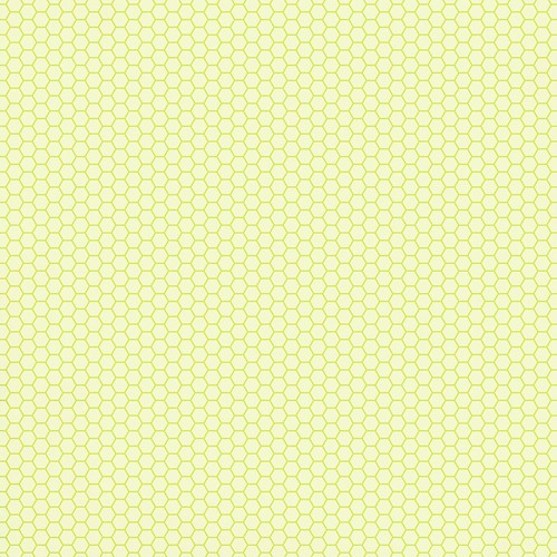 7-lime_BRIGHT_monochromatic_hexagon_12_and_a_half_inches_SQ_350dpi
