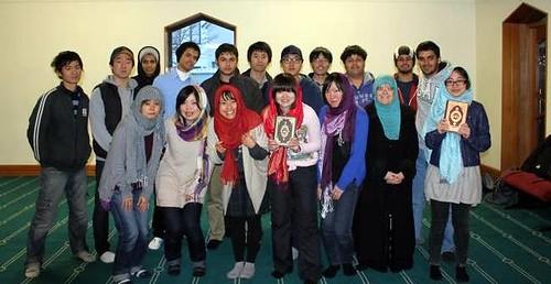 Ramadan Challenge 2012, Languages International Christchurch students