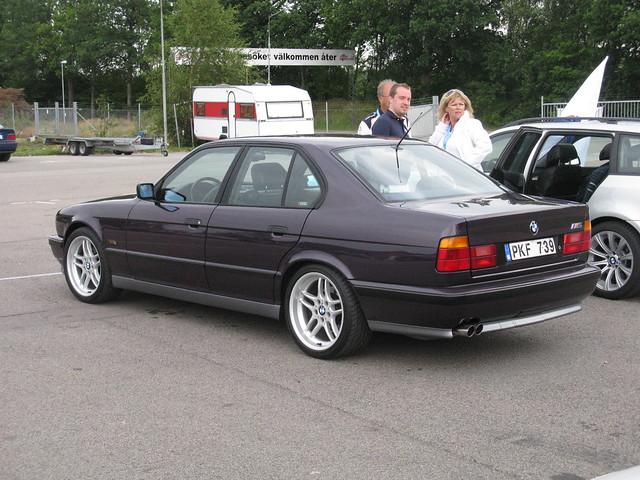 BMW M5 (E34/5S)