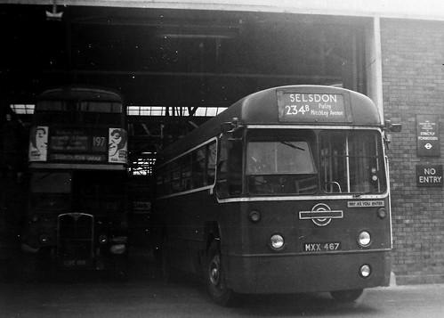 London transport's RF490 & RT3949