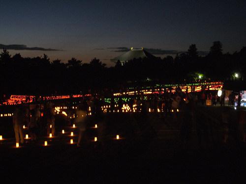 なら燈花会2012-08