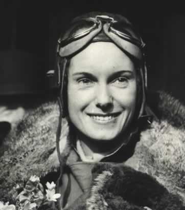 Jean Batten, Garbo of the Skies