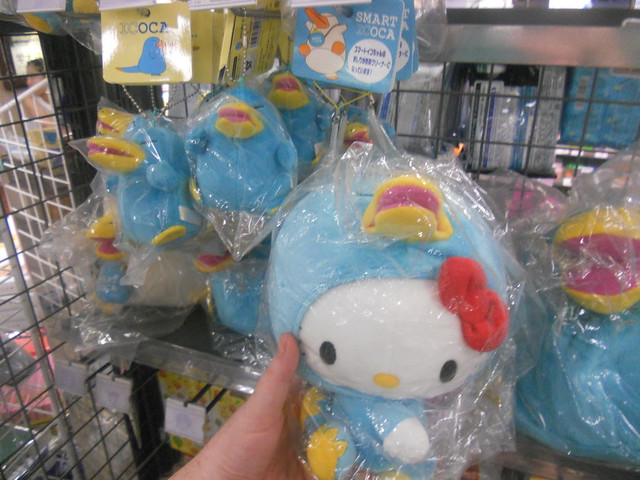 Hello Kitty x ICOCA Mascot