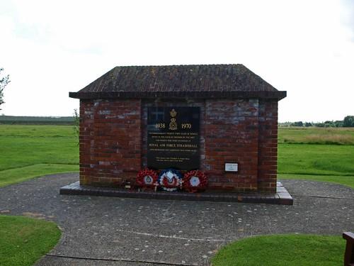 RAF Stradishall memorial