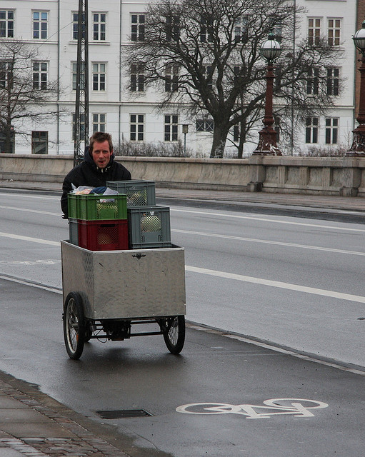 moving goods by bike_copenhagen