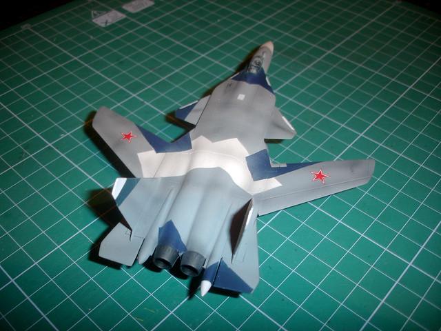 S-37 Berkut - Revell 1:144 - Final