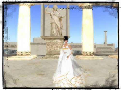 .:EMO-tions:. * DIANA * dress & * SUNSHINE * by Cherokeeh Asteria