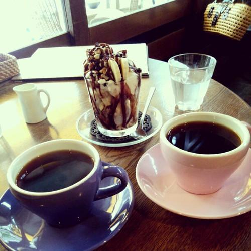 良いカフェみっけた
