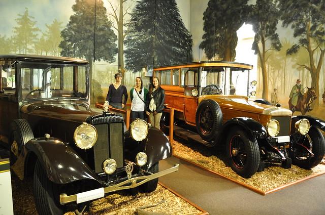 Royal hunting cars