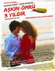 Aşkın Ömrü 3 Yıldır - L'Amour Dure Trois Ans - Love Lasts Three Years (2012)