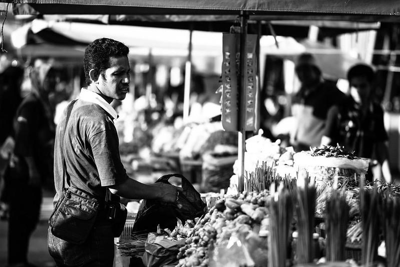 菲律賓夜市已成為亞庇主要交易與觀光市集