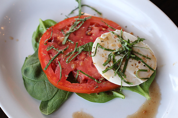 Mozzarella and Tomatoes, Word of Mouth, Sarasota, FL