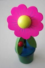 Flor de Madera
