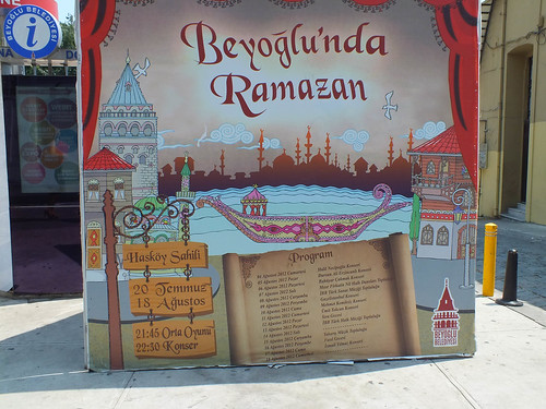 Ramazan esti program