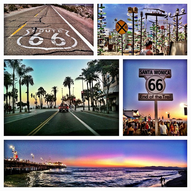 iPhone Road Trip Photo Apps - Pic Frame