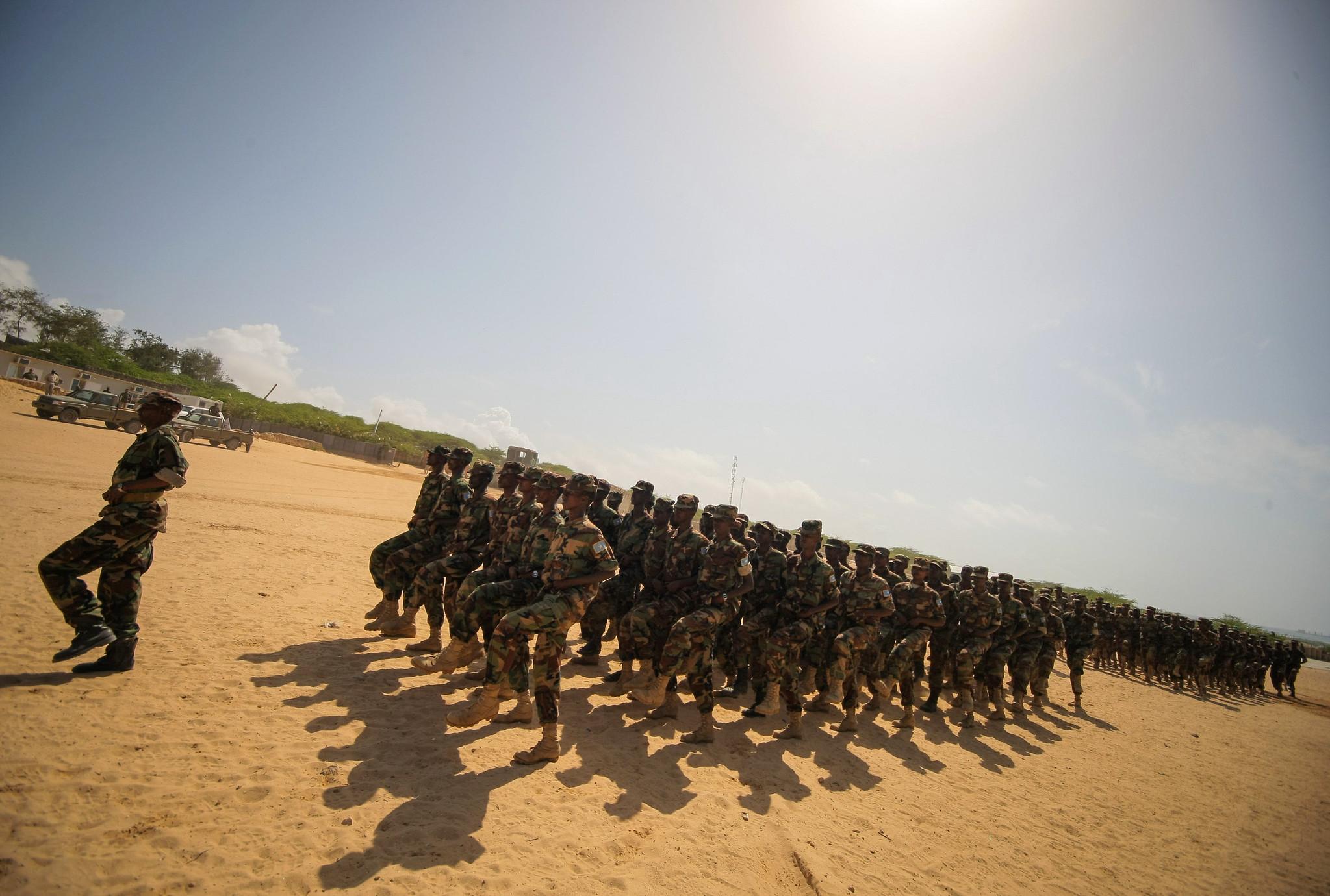 Armée Somalienne / Military of Somalia 7786572008_8e5a40fa0d_k