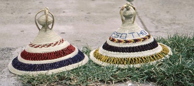 Basotho hats, Lesotho