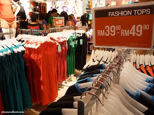 brands outlet fahrenheit 88 fashion top