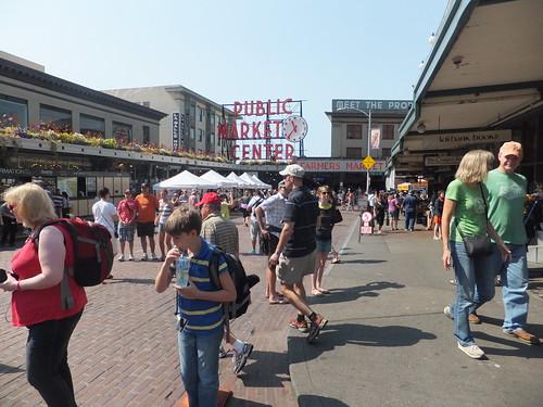 Pike Market Place
