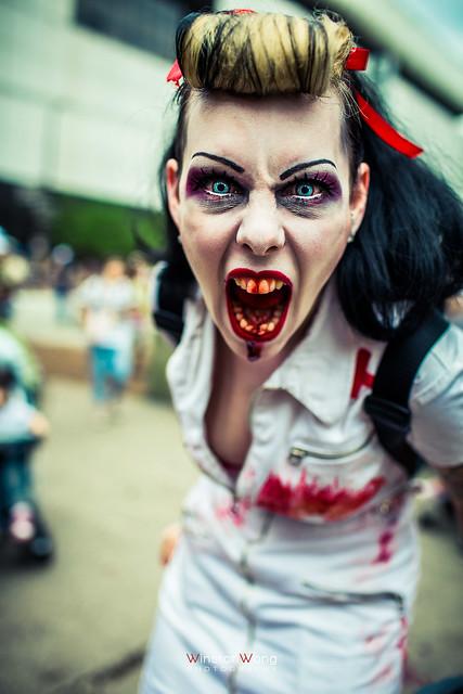 Zombiewalk 2012 // Vancouver