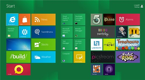 Windows 8 Gadget
