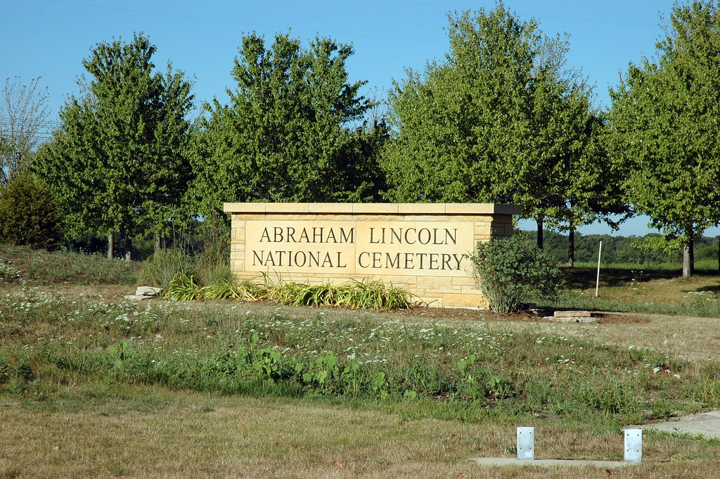 Abraham Lincoln National Cemetery, Elwood, IL
