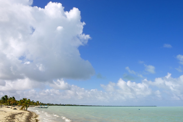 Punta Allen. Sian Ka'an. Península de Yucatán. México