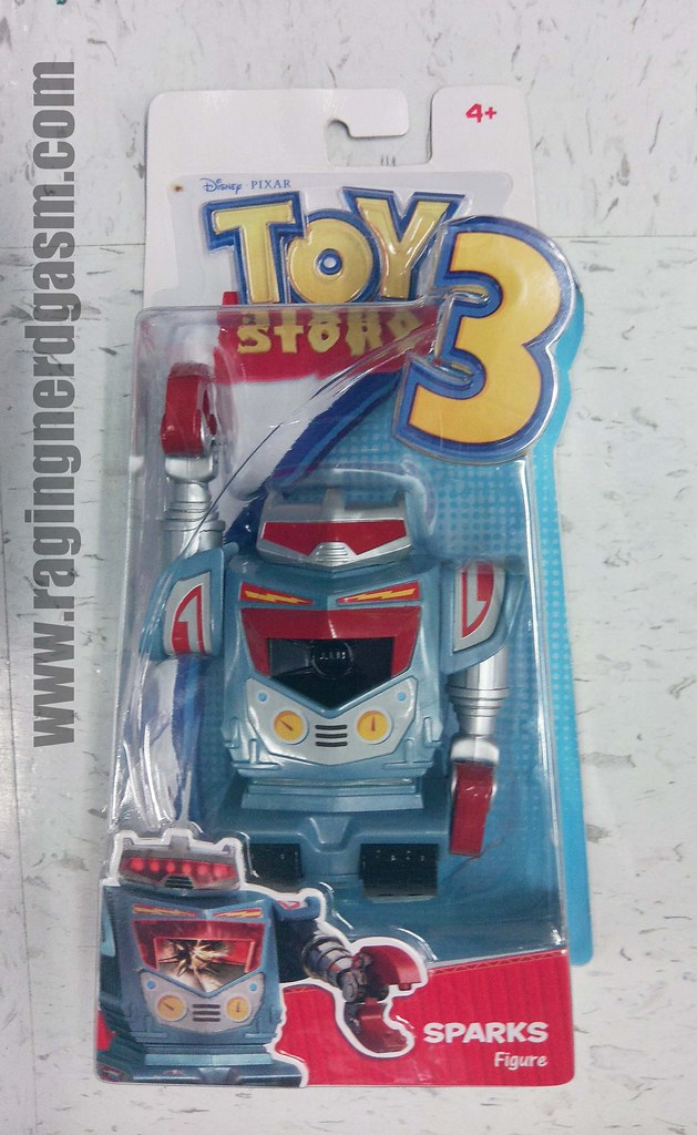 Toy Story Action figures Sparks02