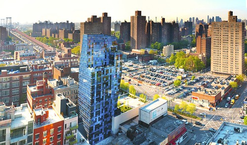 Lower East Side Pano #1