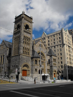 Erskine and American United Church