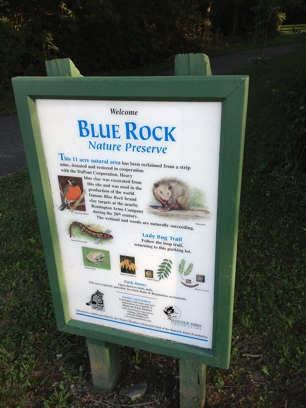Blue Rock Nature Preserve