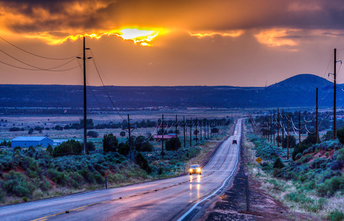 sunset arizona usa utah nikon canyon nikkor 70300mm hdr photomatix tonemapped tonemapping d5000