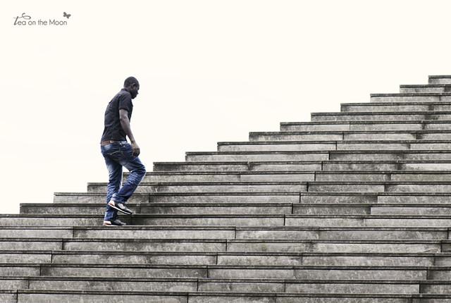 París escaleras 0