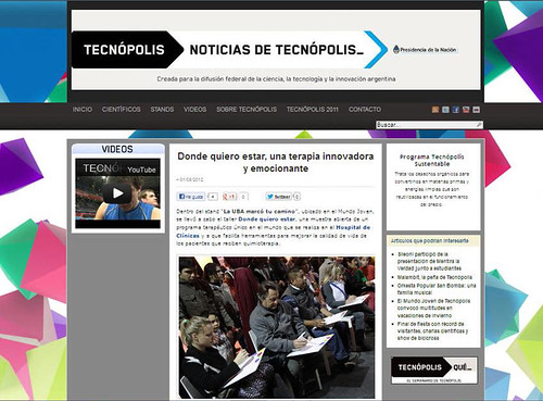 DQE nota tecnopolis