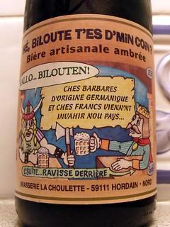 52 beers 4 - 51, La Choulette, Hé, Biloute T'es d'Min Coin? Ambree, France