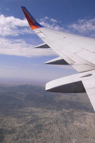El Paso Departure