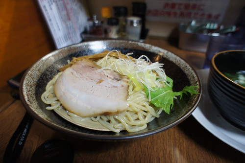 えび塩つけ麺