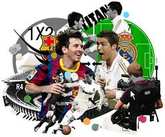 Leo Messi Vs Cristiano Ronaldo